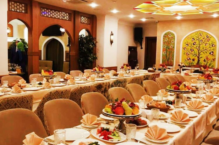 Фото №7 зала Мархаба