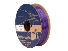 Proto-Pasta Translucent Primrose Purple HTPLA - 2.85mm (0.5kg)