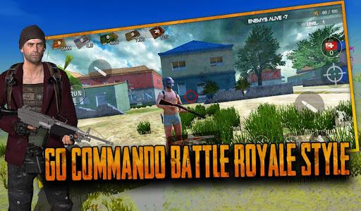 Free survival: fire battlegrounds battle royale 5 screenshots 7