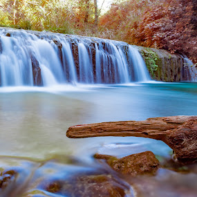 Cingoli falls by Mauro Fini - Landscapes Waterscapes