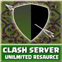 FHX COC Server Clash icon