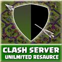 FHX COC Server Clash icon
