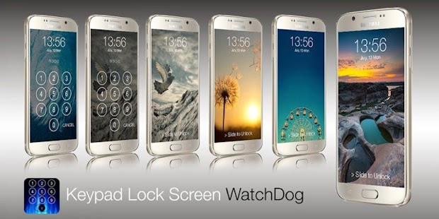 Keypad Lock Screen WatchDog- screenshot thumbnail