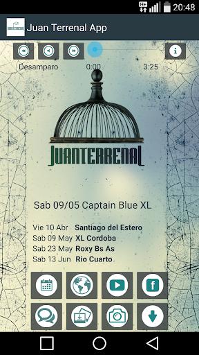 Juan Terrenal - App Oficial
