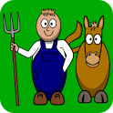 Farm Animals Free icon