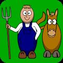Farm Animals Free icon