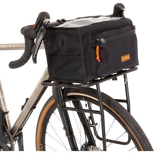 Restrap Rando Front Bag, Large - Black