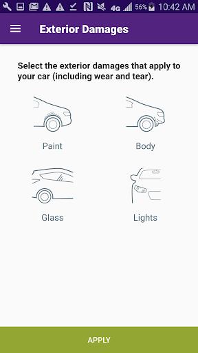 Cars.com Quick Offer screenshot