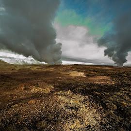 by Ríkarður Óskarsson - Landscapes Caves & Formations
