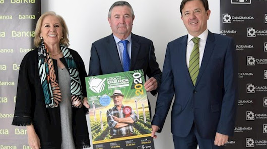 Bankia, CajaGranada y la FMGS premiarán a agricultores de Andalucía oriental