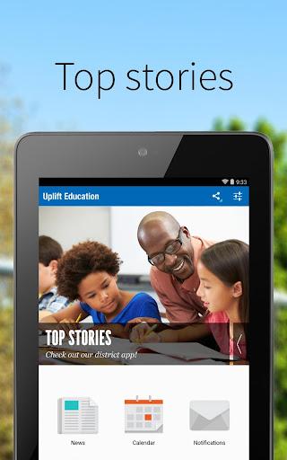 Uplift Education Parent Info