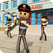 Stickman Bank Robbery NY Police Gun Shooting Games