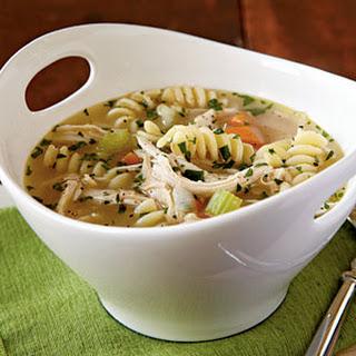 Quick Chicken Noodle Soup