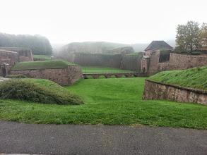 Photo: Entrée dans la citadelle de Belfort