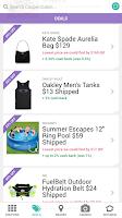 Screenshot of CouponCabin - Coupons & Deals