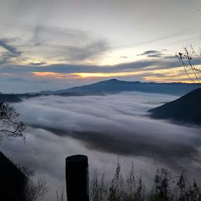 Bromo by Evan Septian - Landscapes Mountains & Hills ( #bromo #evan #indonesia #bogor #jatim )