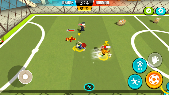 Goal.io: Brawl Soccer Screenshot