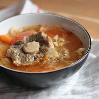 Oxtail And Cabbage Soup Recipes