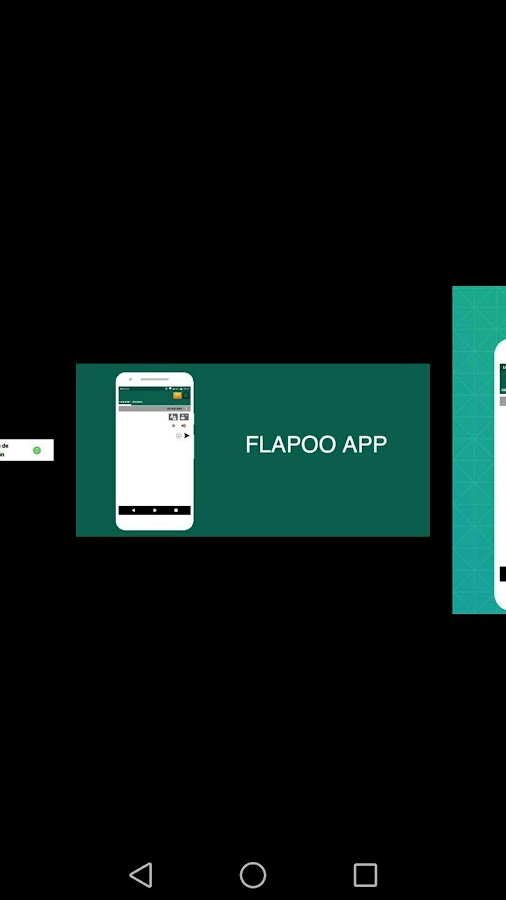 Flapoo APP- screenshot
