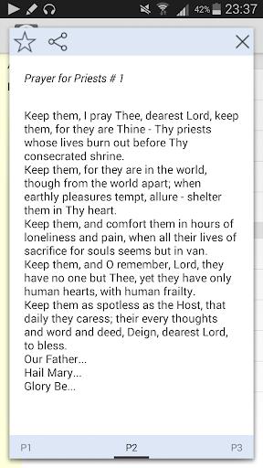 Priests Prayers