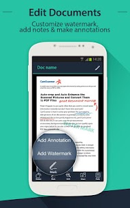 CamScanner HD – Scanner, Fax App Download For Android and iPhone 3