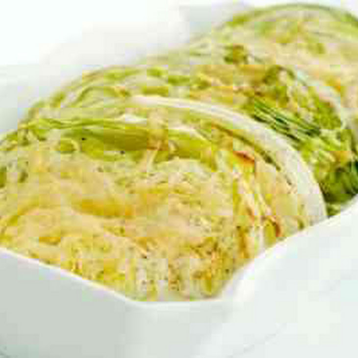 Parmesan Roasted Cabbage Wedges Recipe | Yummly