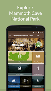 Mammoth Cave NP by Chimani- screenshot thumbnail
