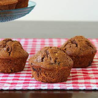 Chocolate Orange Muffins.