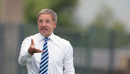 Stuart Baxter. Pictures: GALLO IMAGES/LEFTY SHIVAMBU