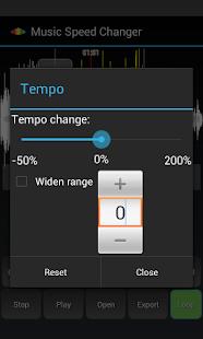 Music Speed Changer v8 5 1 [Unlocked] [Latest] | APK4Free
