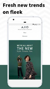 AJIO Online Shopping – Handpicked Curated Fashion 1