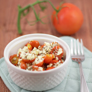 Cherry Tomatoes Feta Cheese Recipes