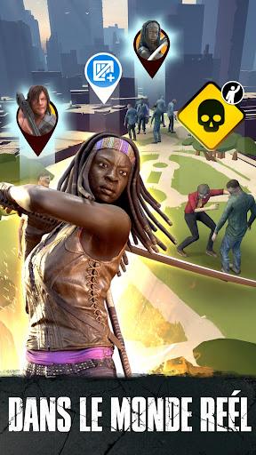 The Walking Dead: Our World fond d'écran 2