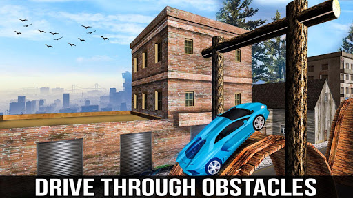 Xtreme Car Stunts Race 3D:Tricky Car Crazy Rider for PC
