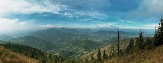 Photo: Pohled z Lysé hory