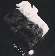Artkey - Bull - Yin Yang