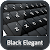 Keyboard Black Elegant file APK for Gaming PC/PS3/PS4 Smart TV