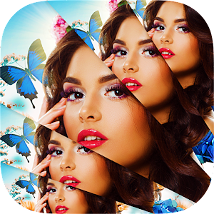 Snap Photo - Crazy Cut Photos Icon