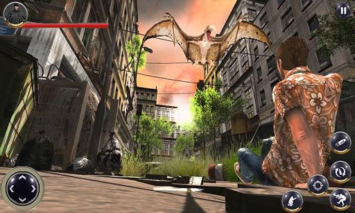 Real Jurassic Dinosaurs hunting Simulator Game