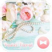 Pastel Floral +HOME Theme