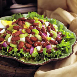 Bush's® Colorful Kidney Bean Salad.