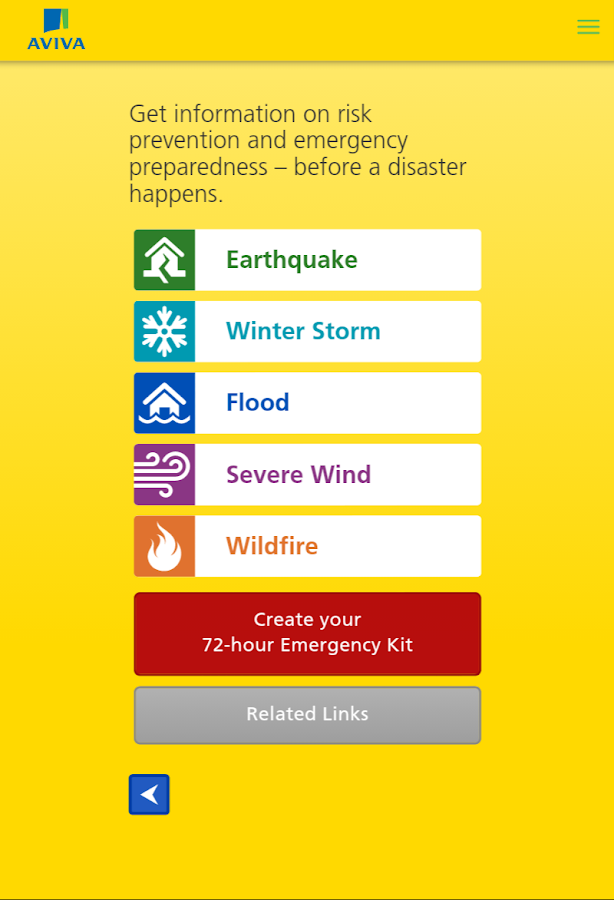 Aviva Plan & Protect- screenshot