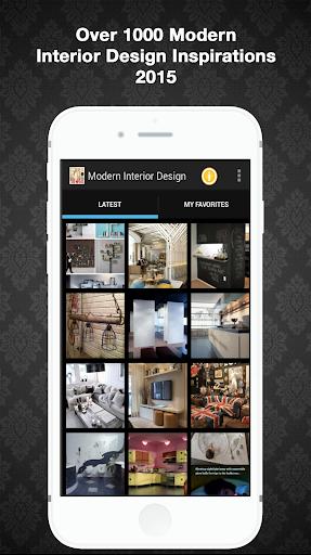 Modern Interior Design 2015