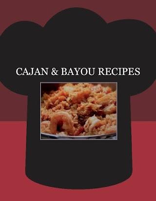 CAJAN  &  BAYOU  RECIPES