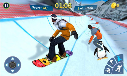 Snowboard Master 3D  screenshots 1