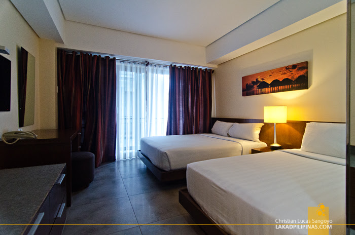 Crown Regency Beach Resort Boracay Deluxe Room