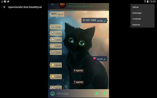 Themes for Plus Messenger 1.4.7 screenshots 9