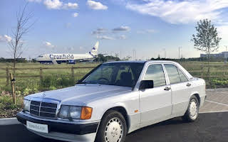 Mercedes-benz 190e 2.6 Rent East Midlands