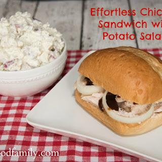 Rotisserie Chicken Sandwich Recipes.