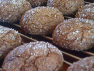 Chewy Chocolate Almond Cookies Recipe